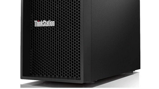 Lenovo Thinkstation P520C 前面下部