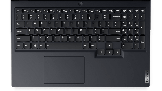 Lenovo Legion 560のキーボード