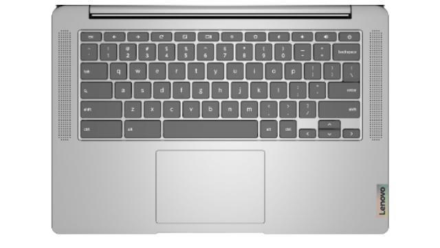 Lenovo IdeaPad Slim 360 Chromebook キーボード
