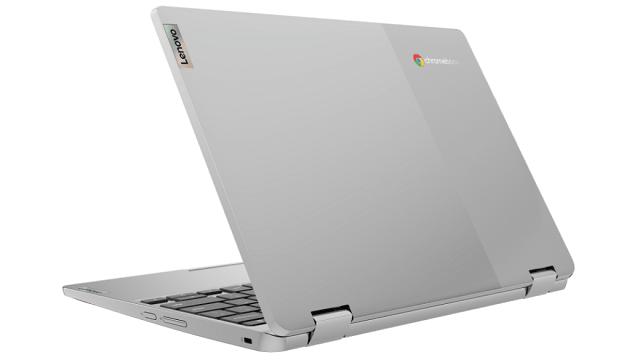 Lenovo Ideapad Flex 360 Chromebook 背面