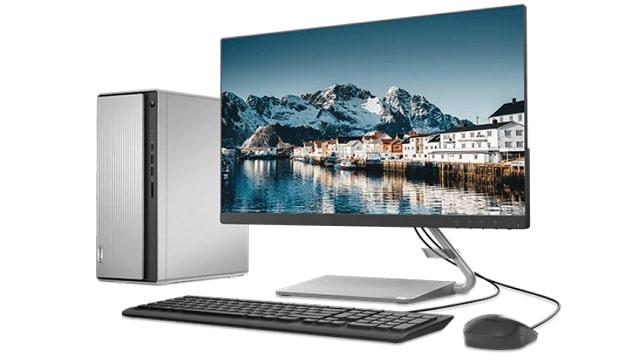 Lenovo IdeaCentre 560 AMD外観