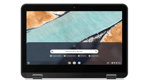 Lenovo 300e Chromebook Gen 3のディスプレイ