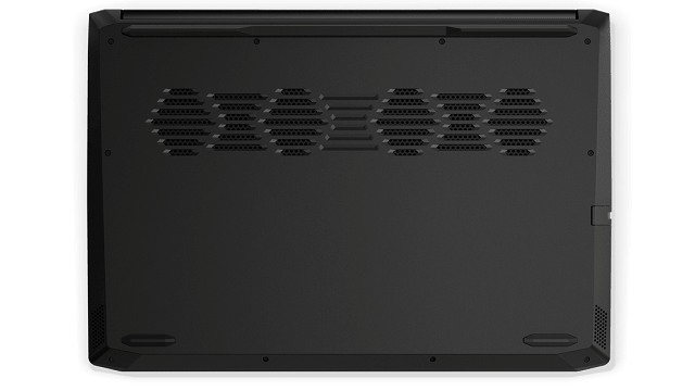 Lenovo IdeaPad Gaming 360の底面