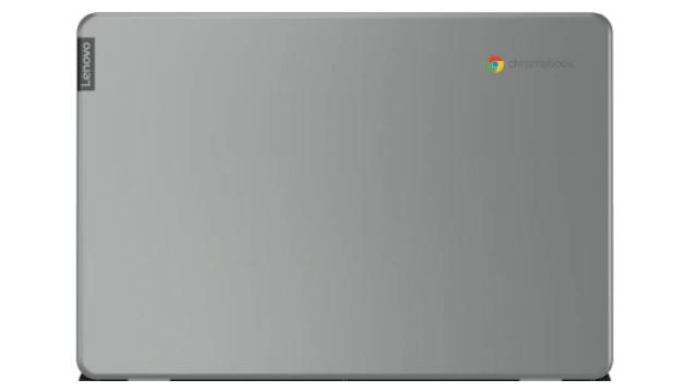 Lenovo 14e Chromebook Gen 2(AMD)の天板
