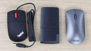 Thinkpad USBマウス、XThinkPad 1プレゼンターマウス、Thinkbookサイレントマウス