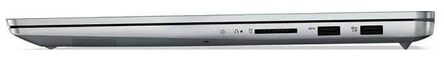 Lenovo IdeaPad Slim 560i Pro(16) 閉じた状態の右側面