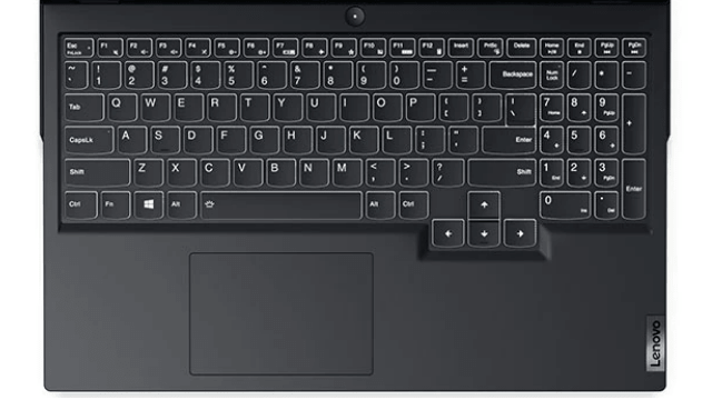 Lenovo Legion 560iのキーボード