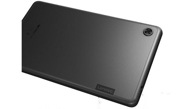 Lenovo Tab M7(3rd Gen)のアウトカメラ