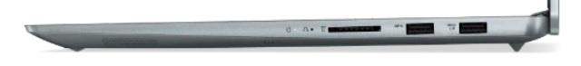 Lenovo IdeaPad Slim 560i Pro(16)の右側面インターフェース