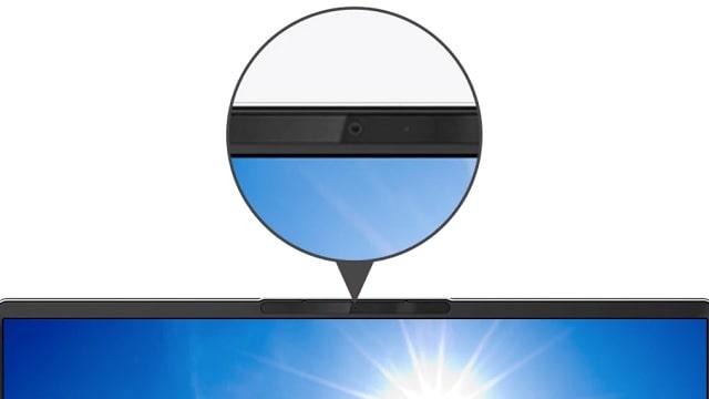Lenovo IdeaPad Slim 560i Pro(16)のWebカメラ