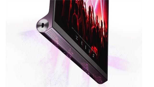 Lenovo Yoga Tab 13のスピーカー