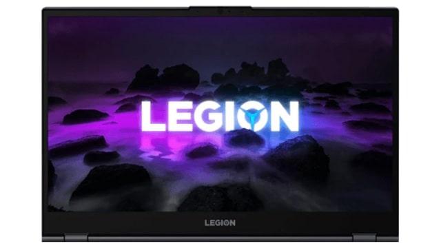 Legion 560 (17) ディスプレイ
