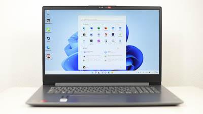 Windows 11にアップグレードしたIdeaPad slim 360