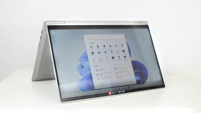 Windows 11にアップグレードしたIdeapad Flex 550