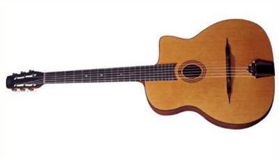 オーホール ジプシージャズギター