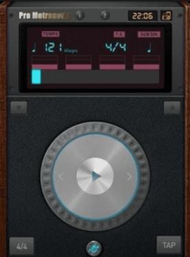 メトロノーム 無料アプリ