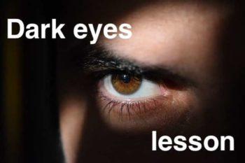 les yeux noirs/ダークアイズの楽譜・ギターコード