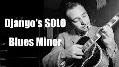 blues minor