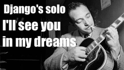 i'll see you in my dreams tab gypsy jazz