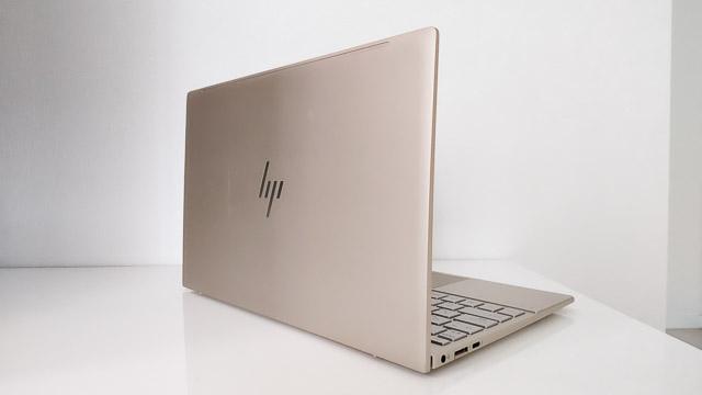 HP Envy 13-ba0000 背面