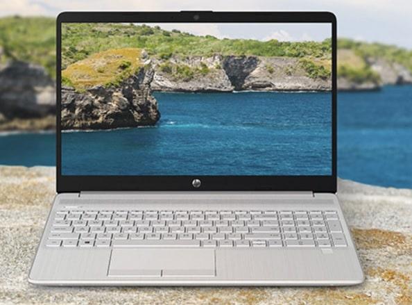 HP 15s-du1000の外観