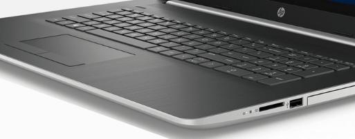 HP 17-By0000・2000のキーボード