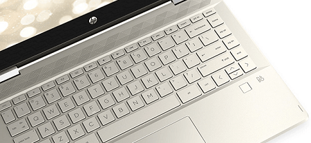 HP Pavilion x360 14-dh0000のスピーヵー