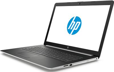 HP 17-By0000・2000の外観 横から