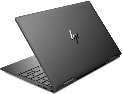 HP Envy x360 13の外観・天板