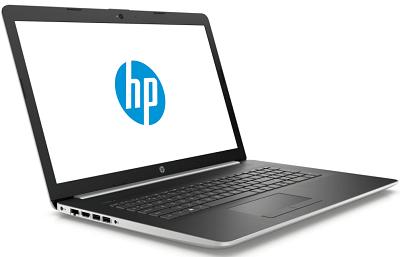 HP 17-By0000・2000の外観 左横から