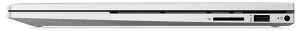 HP Envy x360(インテル)のサイズ・厚さ