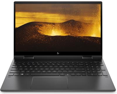 HP Envy x360 15の外観・ディスプレイ