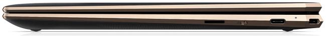 HP spectre x360 13のサイズ・厚さ