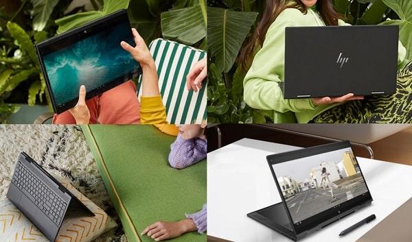 HP Envy x360 15-ee0000は2 in 1 PC