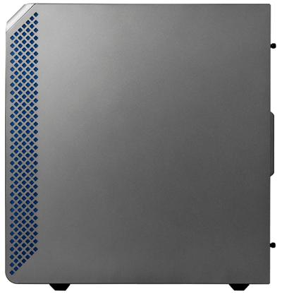 GALLERIA XA7C-G60Sの外観・左側面