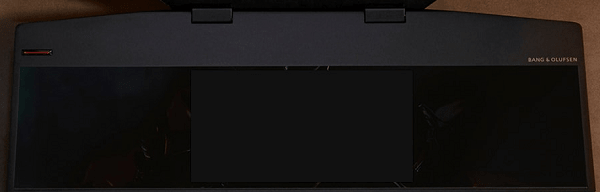 HP OMEN 2S 15のセカンドディスプレイ・OFF時