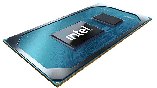 Intel Core i 第11世代CPUのスペック