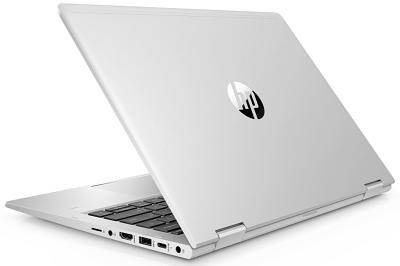 HP ProBook x360 435 G7の外観 後ろから