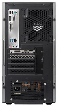 ドスパラGALLERIA RM5C-R60Sの筐体背面・インターフェイス