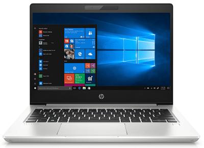 HP Probook 430 G7の外観・正面