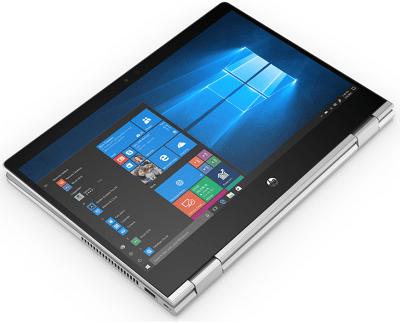 HP ProBook x360 435 G7の外観 タブレットモード