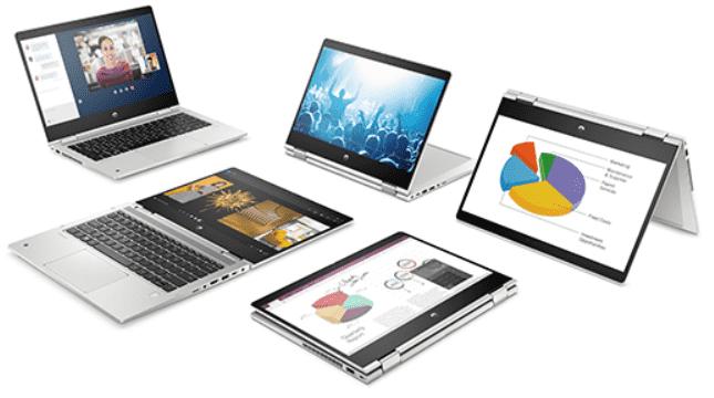 HP ProBook x360 435 G7 2 in 1 PC