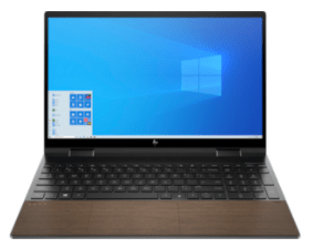 HP Envy X360 15インテル第11世代プロセッサーモデル