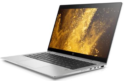 HP EliteBook x360 1030 G4の外観 右斜め前から