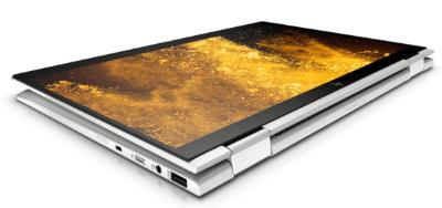 HP EliteBook x360 1040 G6の外観 タブレットモード