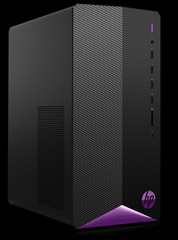HP Pavilion Gaming Desktop TG01(AMD)の筐体