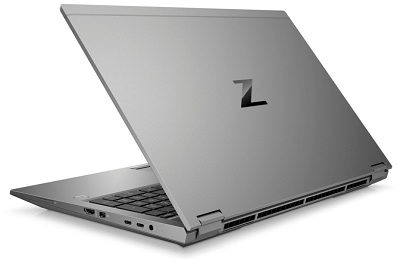HP ZBook Fury 17 G7の背面