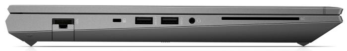 HP XBook Fury 15 G7のサイズ 厚さ
