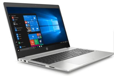 HP ProBook 450 G7の外観 左前