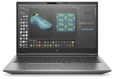 HP XBook Fury 15 G7 ディスプレイ